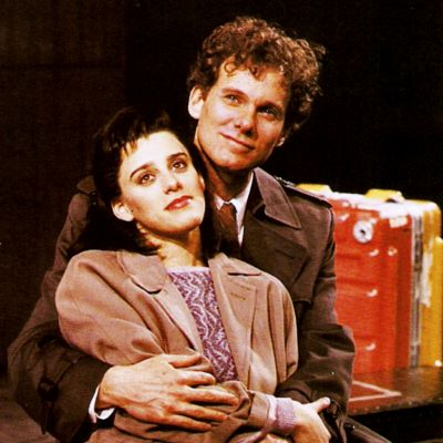 Judy Kuhn & David Carroll in  Chess .