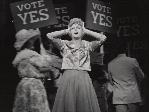 Angela Lansbury in  Anyone Can Whistle