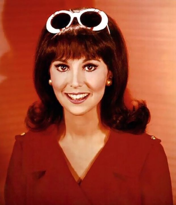 Marlo Thomas in That Girl.
