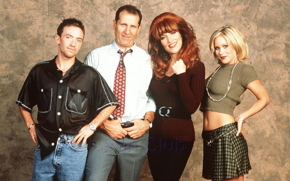 David Faustino, Ed O'Neill, Katey Sagal and Christina Applegate