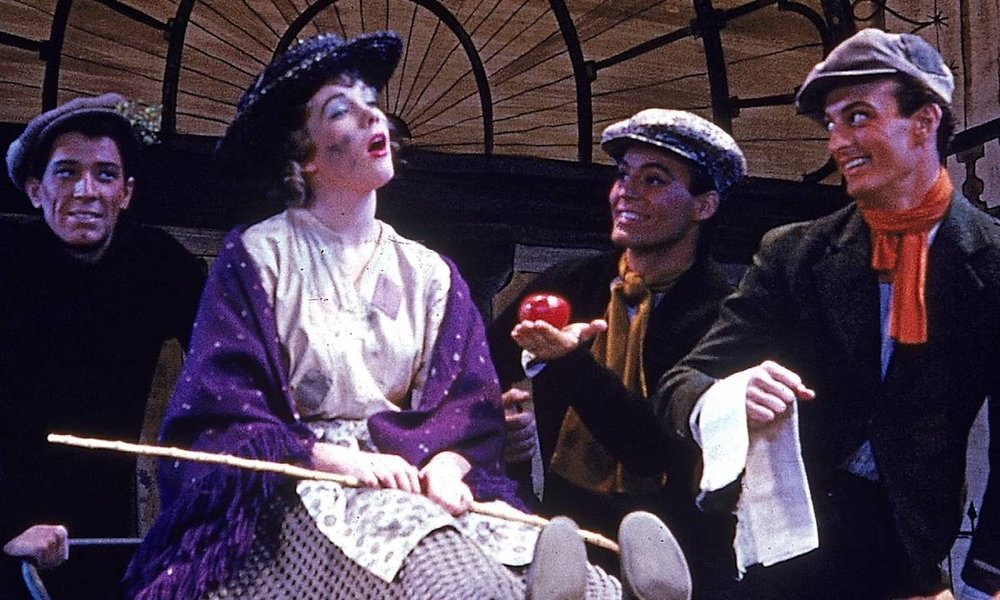 Video Clips Of The Tony Award Nominees For Best Musical 40s 50s And 60s Mark Robinson Writes