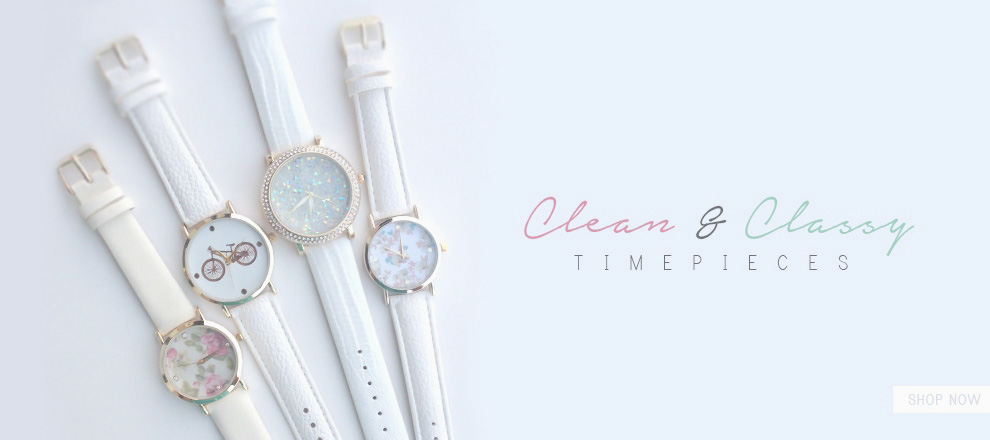 Clean and Classy Watches