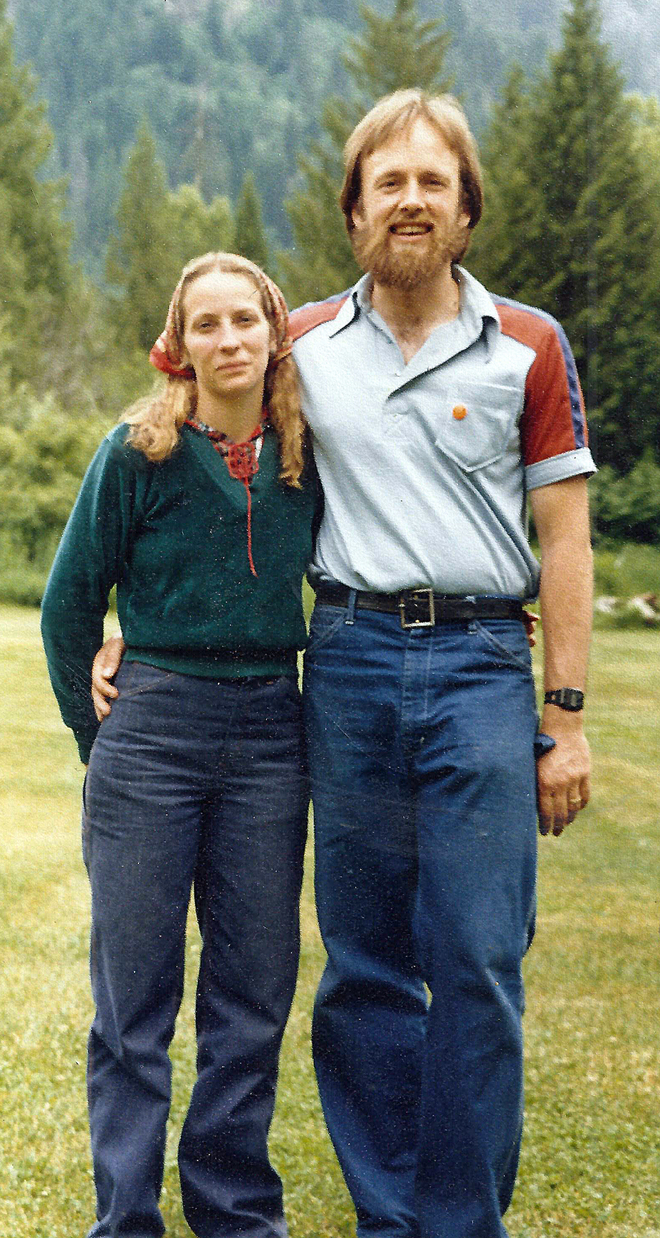 Stan and Becky, 1980