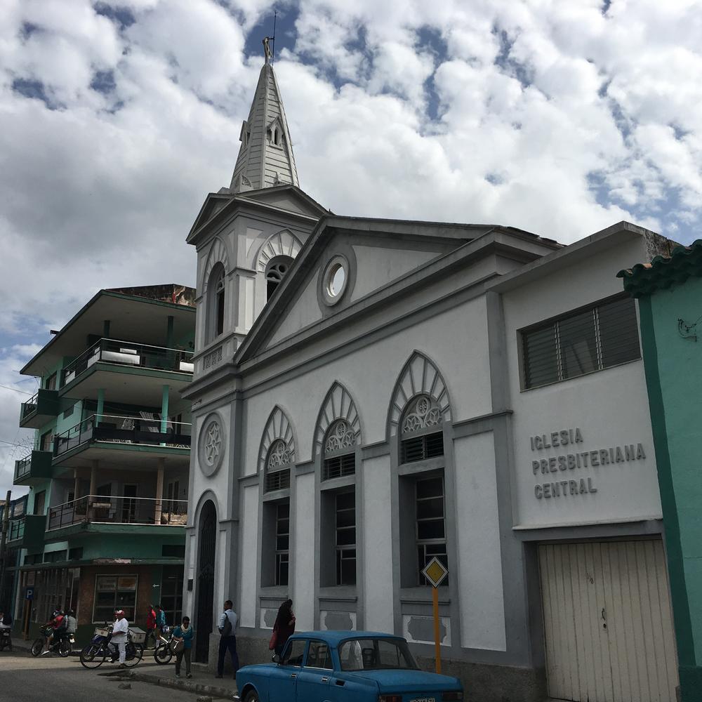 Central Presbyterian church, Matanzas