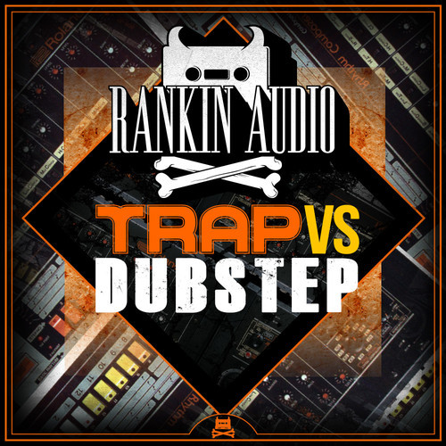 Trap vs Dubstep: I produced this library of heavy trap and dubstep bass, lead, drums and FX samples for Rankin Audio, in addition to writing a demo track.
