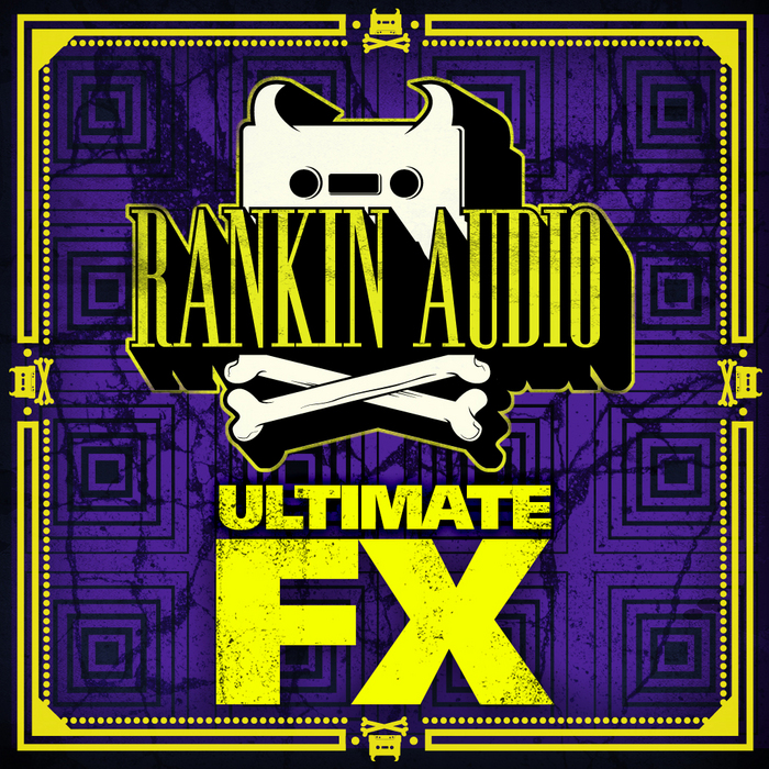 Ultimate FX: I contributed samples to this eclectic library of FX sounds released by Rankin Audio