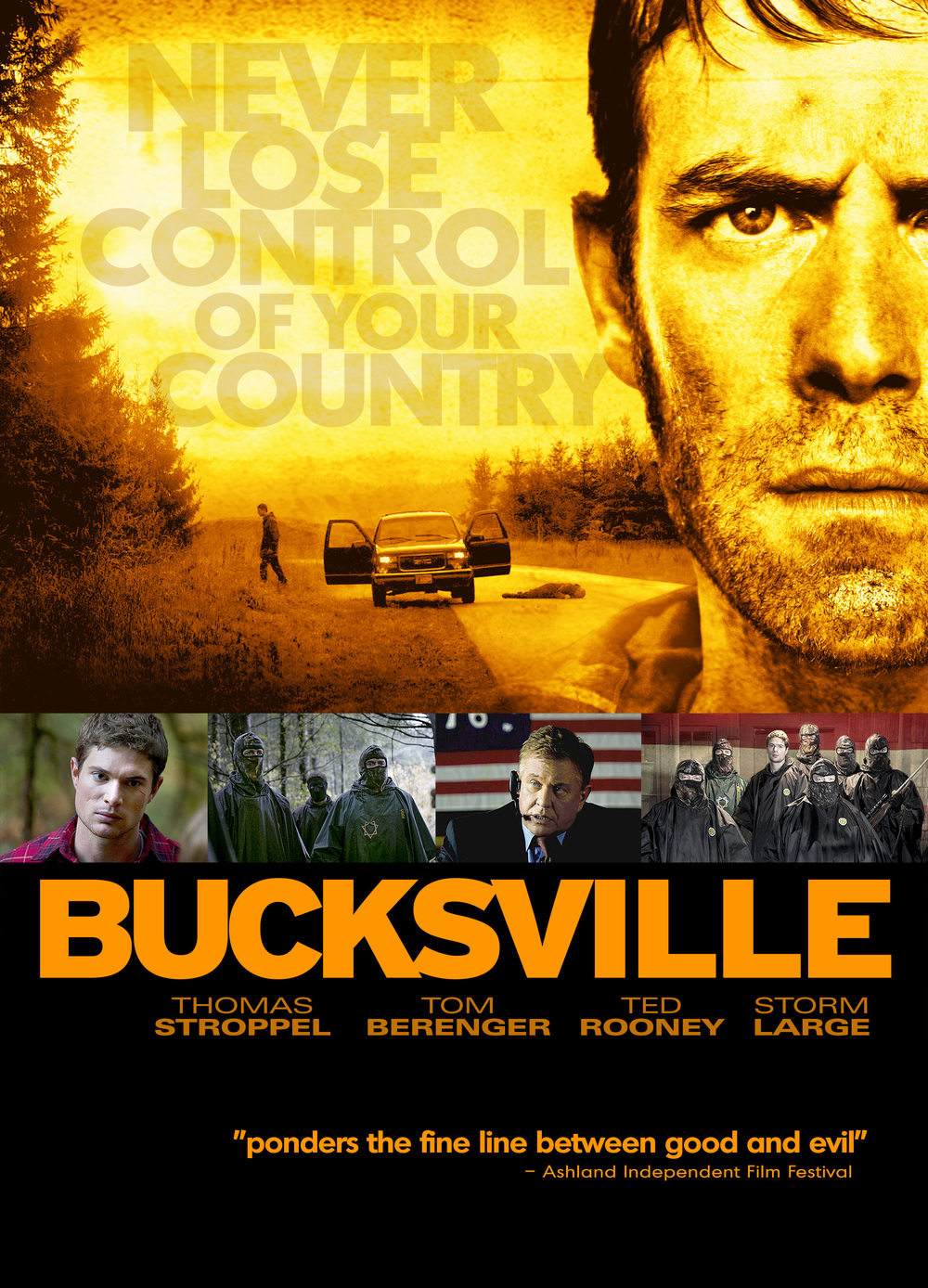 Bucksville<br>Dir: Chel White<br>Studio: Limbocker Studios<br>Role: VO and FX Editing