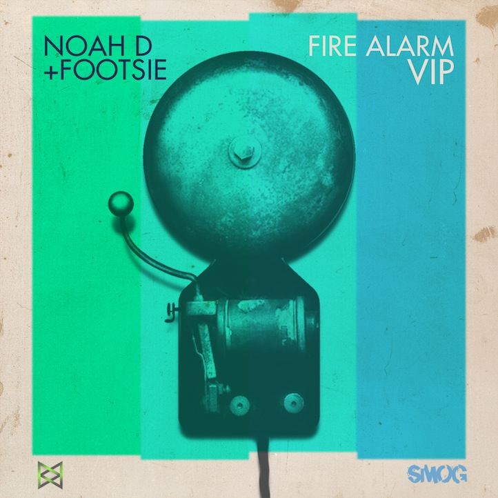 Noah D - Fire Alarm VIP<br>Label: SMOG / Jay Z's Life and Times<br>Role: Additional mixing, mastering.