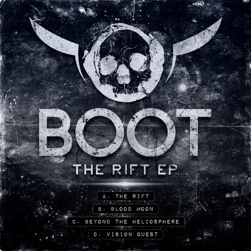 Boot - The Rift EP<br>Label: Requiem Audio<br>Role: Mastering