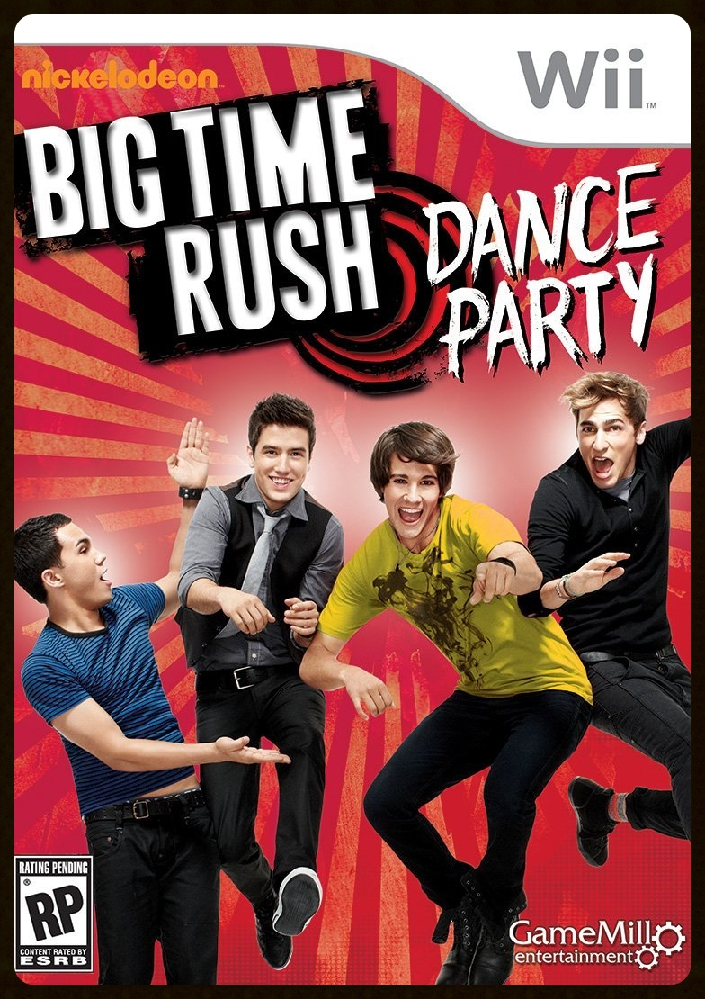 Nickelodeon Big Time Rush: Dance Party<br>Developer: Game Mill/Tinderbox<br>Role: Original music, sound design, cutscene editing