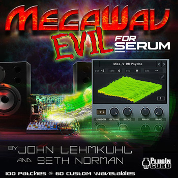 MegaWav for Serum