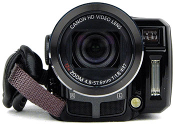 Canon Vixia HF10 . I just got her and I'm so excited.