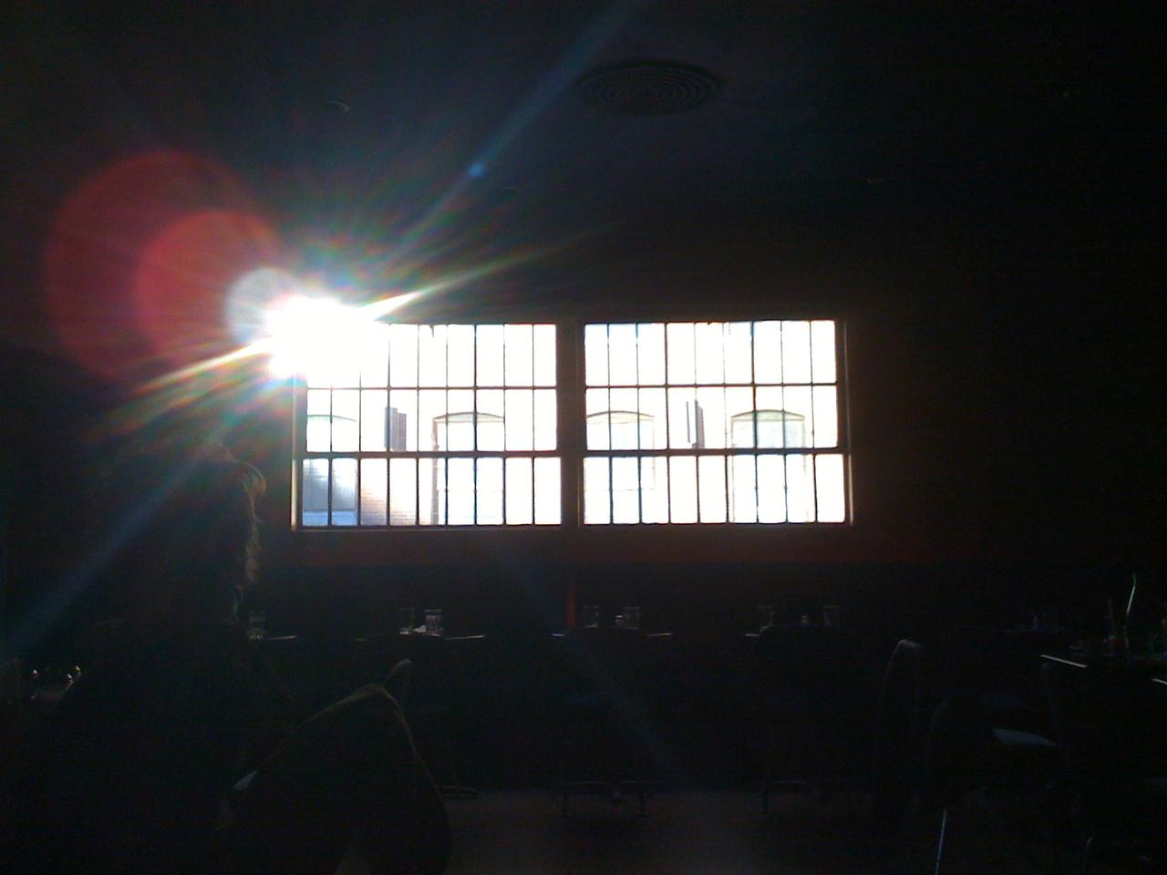 Relish sunbeams