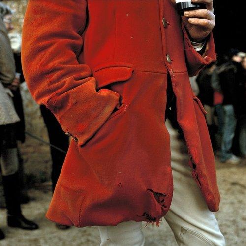 D. Hudson - Veste rouge, 2005.
