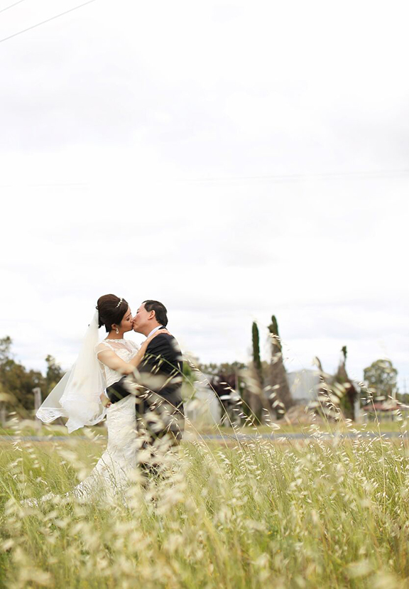 wedding in the swan valley
