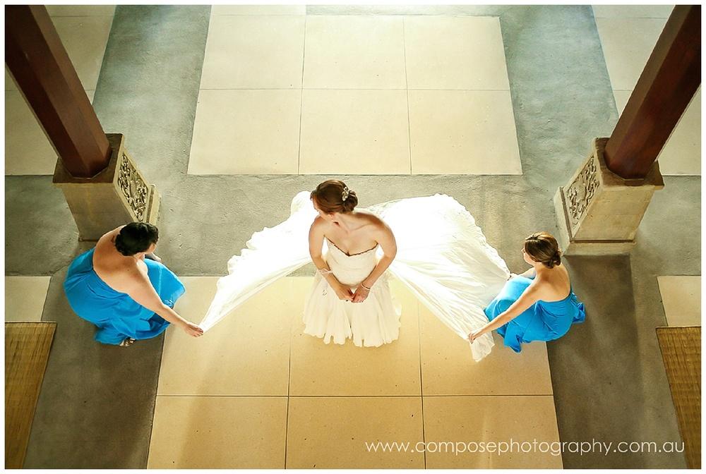 australian bali wedding