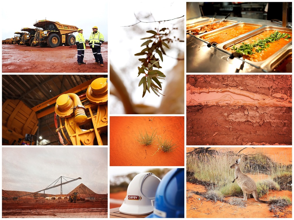 mining photography perth