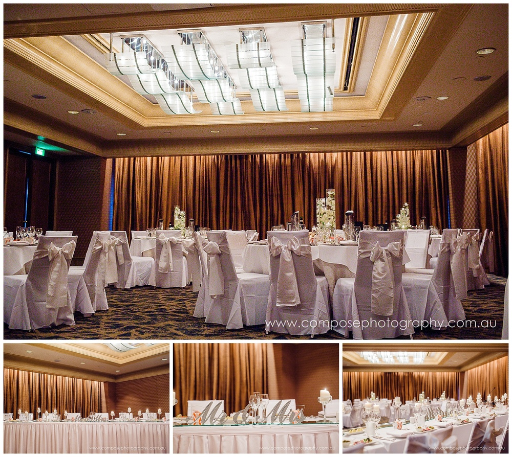 hyatt ballroom wedding