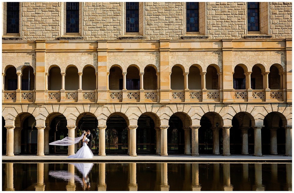 winthrop hall wedding