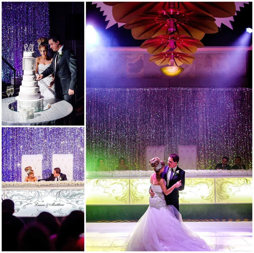 astral ballroom wedding