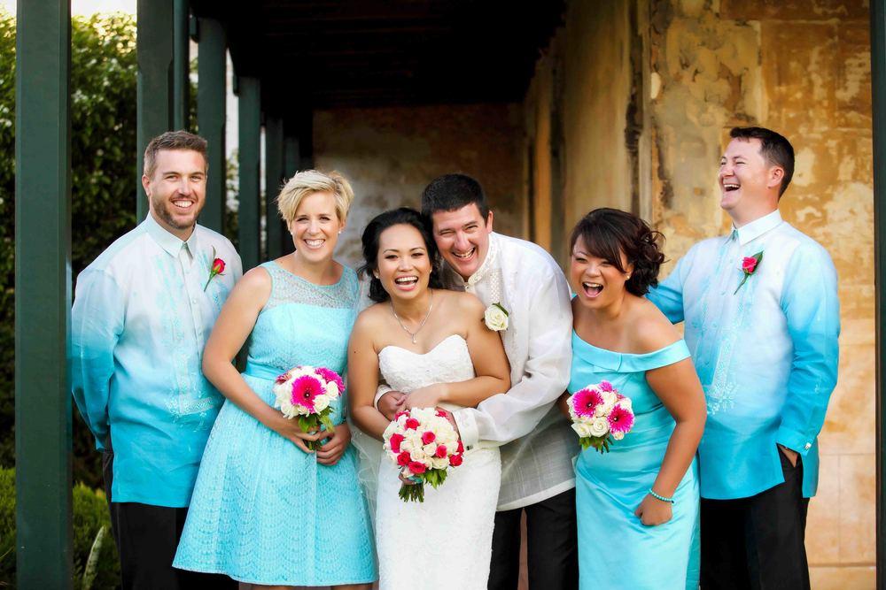 fremantle prison wedding