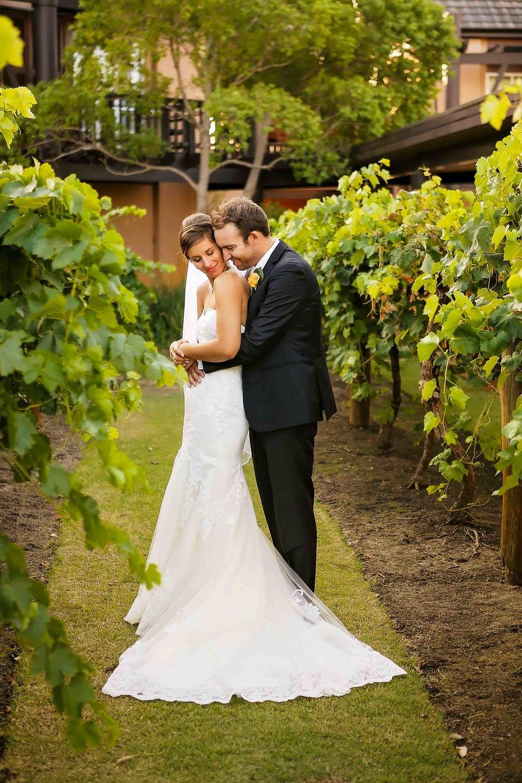 vines wedding