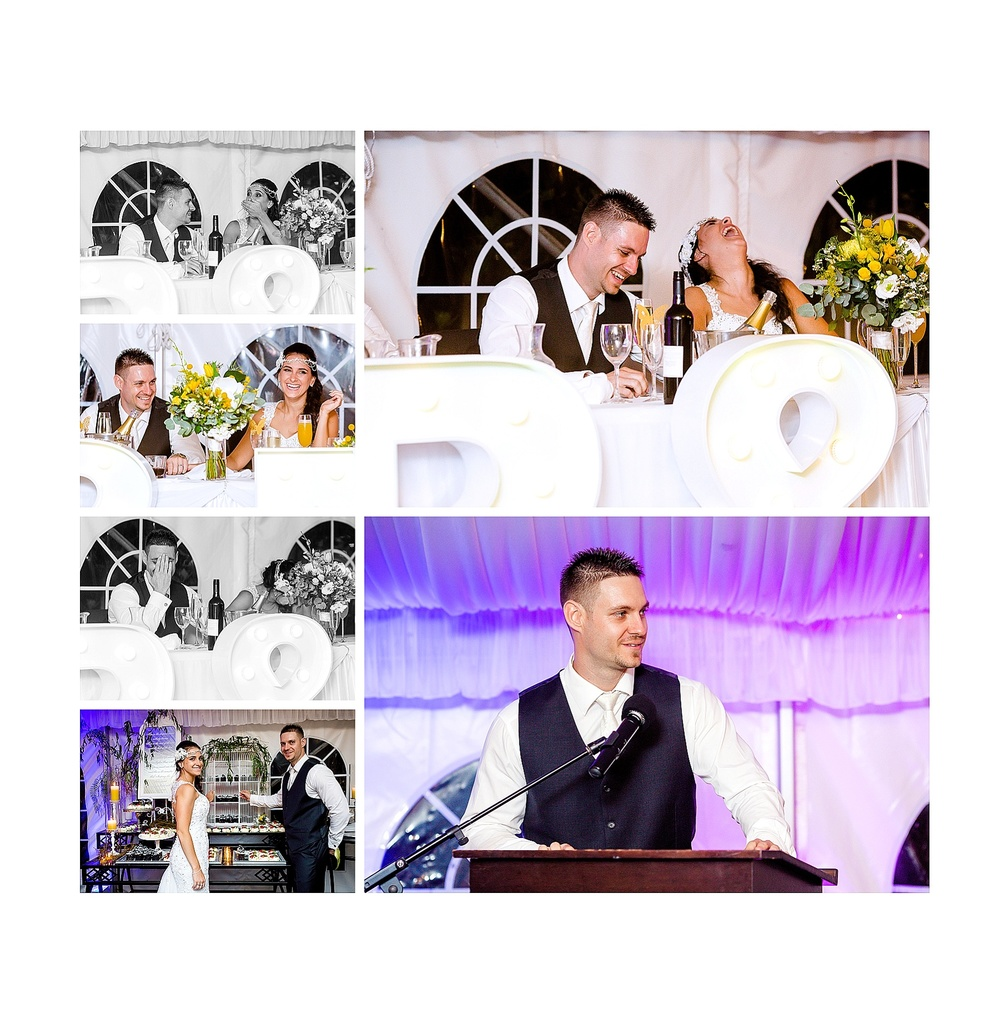 caversham house marquee wedding
