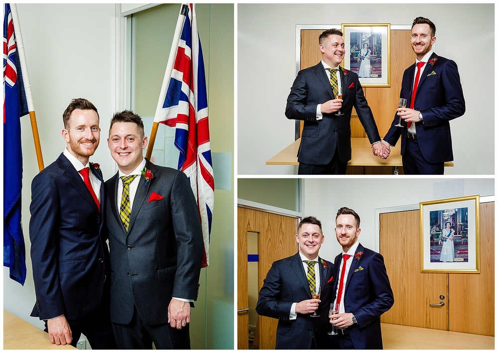 British Consulate Perth wedding