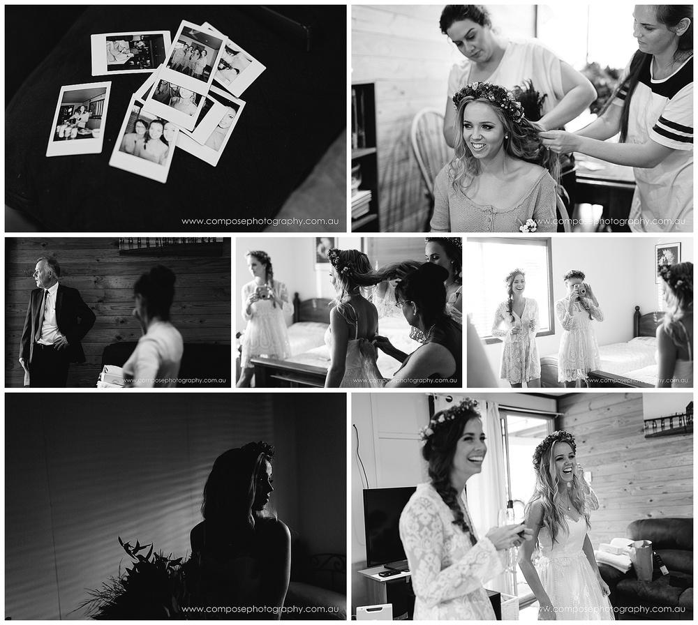 documentary wedding photographer perth
