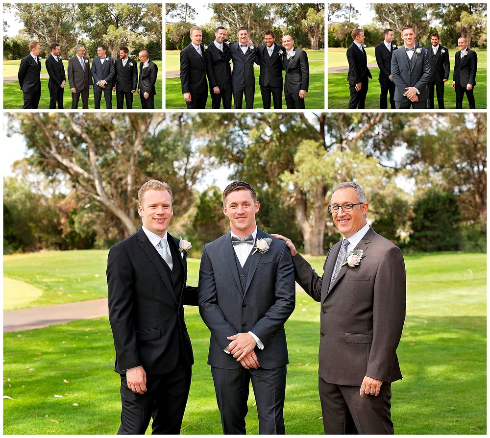 golf club wedding perth