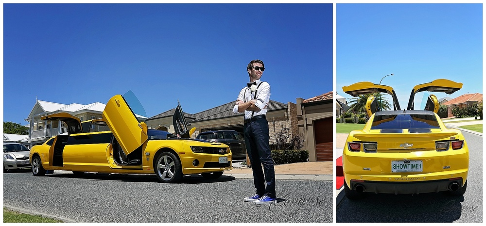 Bumblebee Limo Perth