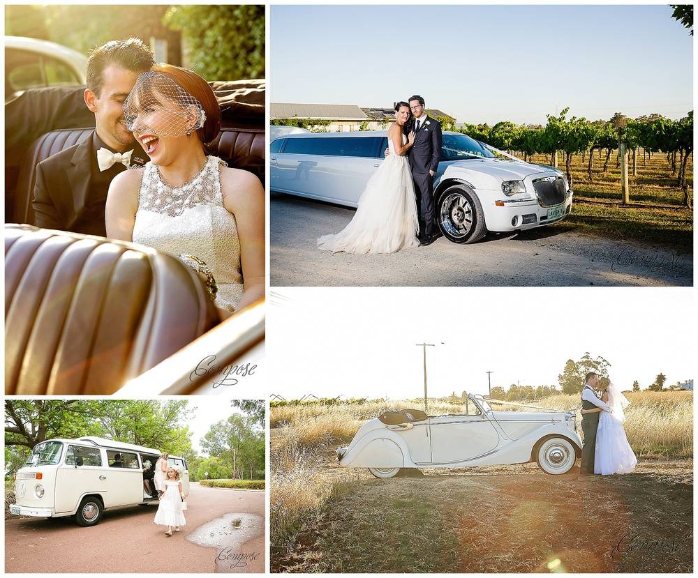 Wedding Car Perth