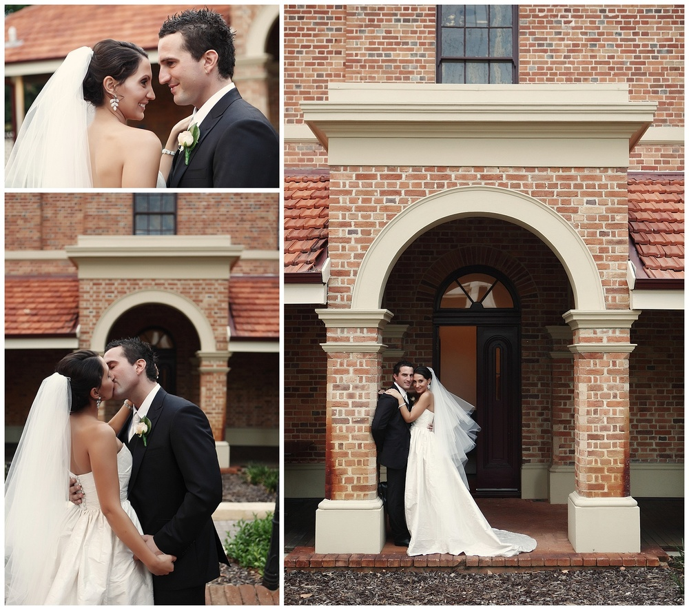 Heritage wedding location perth