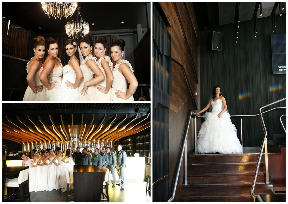 Modern wedding location Perth