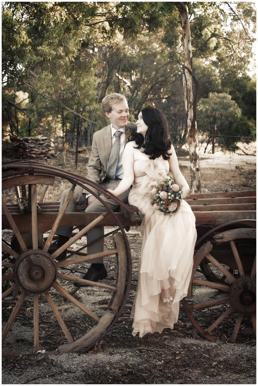 Wedding Photographer Perth - New Norcia Wedding