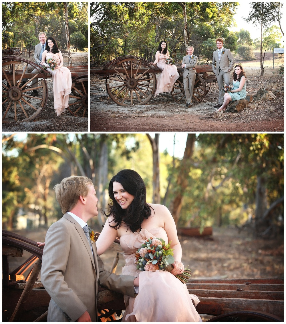 New Norcia Wedding