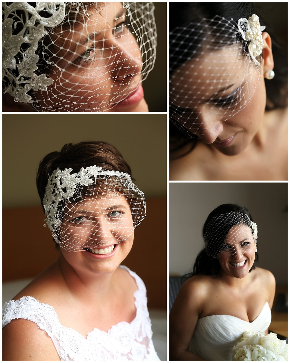 wedding hair pieces — wedding photographer perth