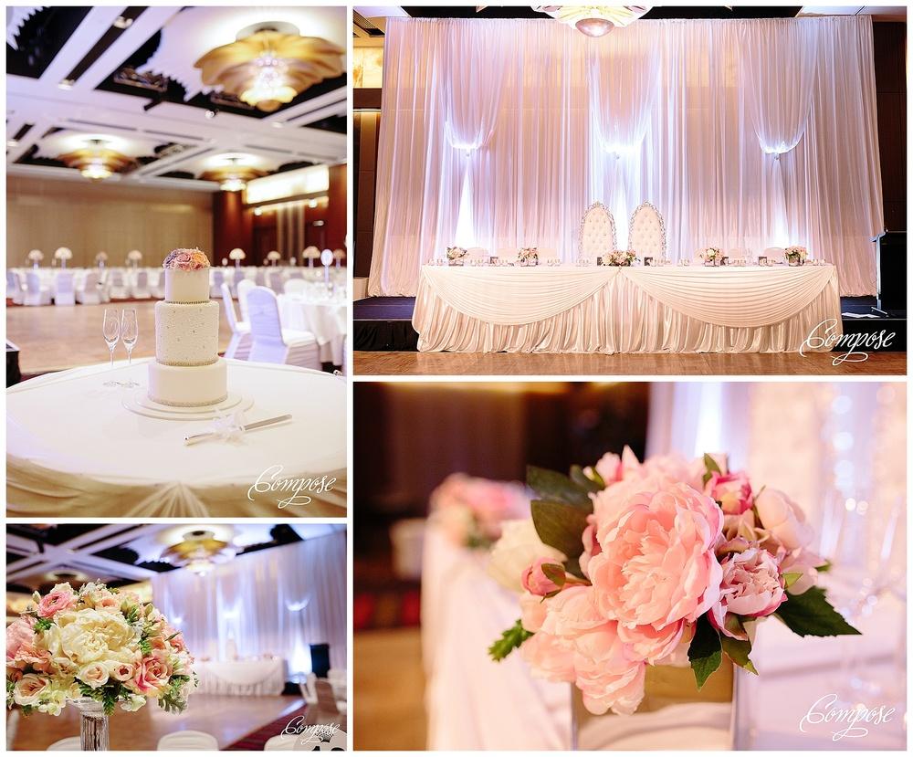 Astral Ballroom with standard lighting