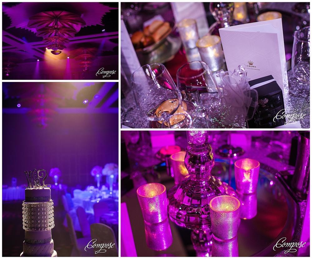 Astral Ballroom lights