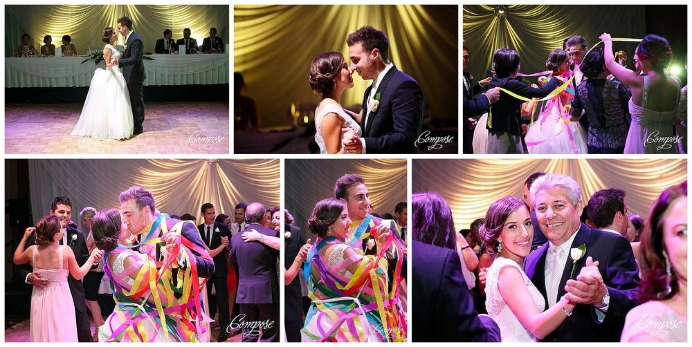 Italian wedding at Crown Perth