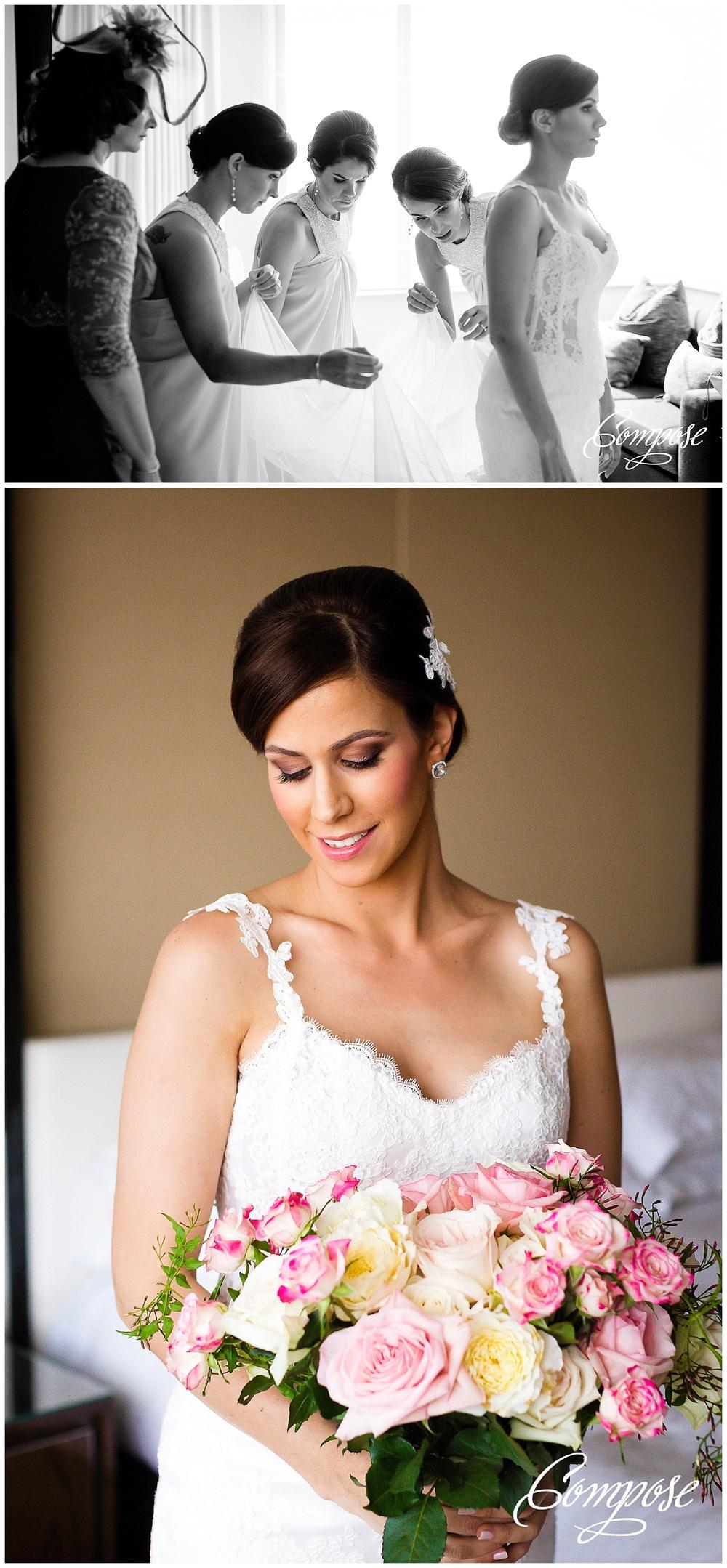 Rebecca Grace wedding flowers