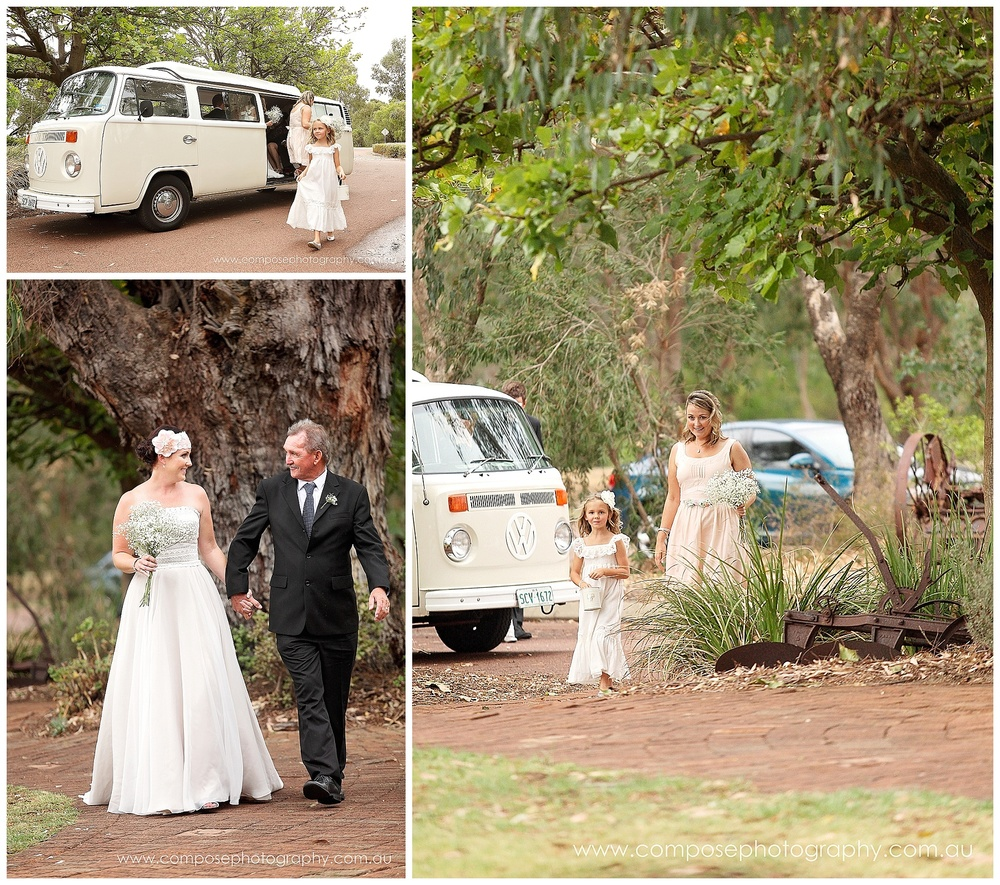 Wedding Photographer Mandurah presenting images of this Redcliffe on the Murray wedding.