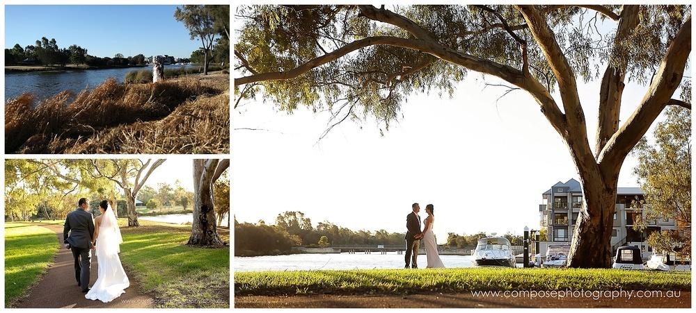 Ascot marina wedding