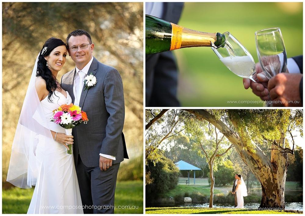 gerbra wedding bouquet