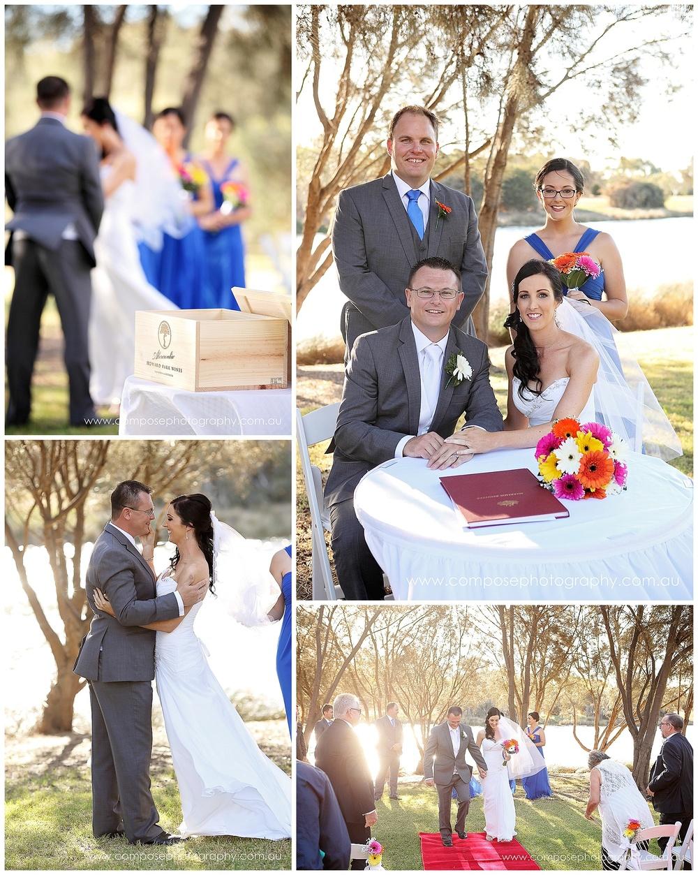 Wedding Ceremony at Ascot Quays