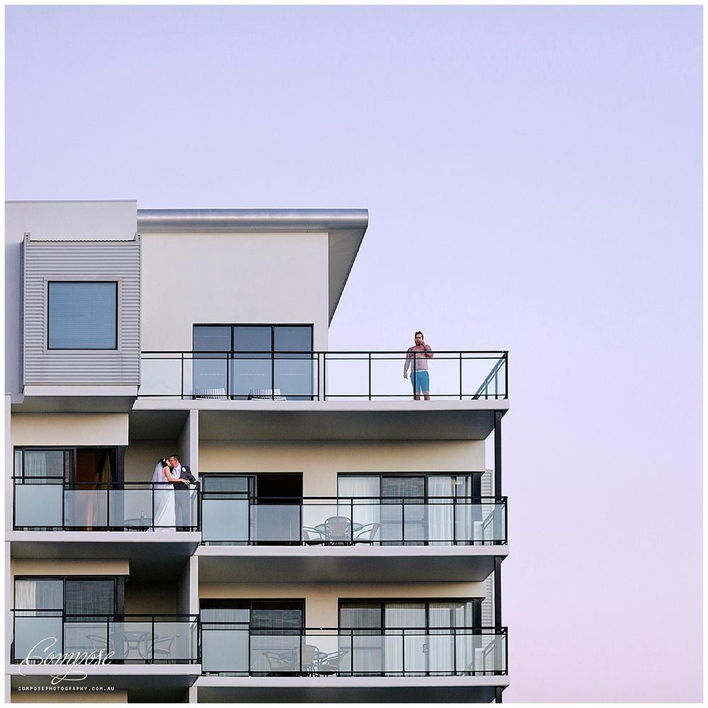Ascot Quays wedding accommodation