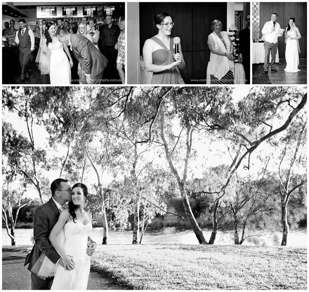 Ascot Quays wedding photo