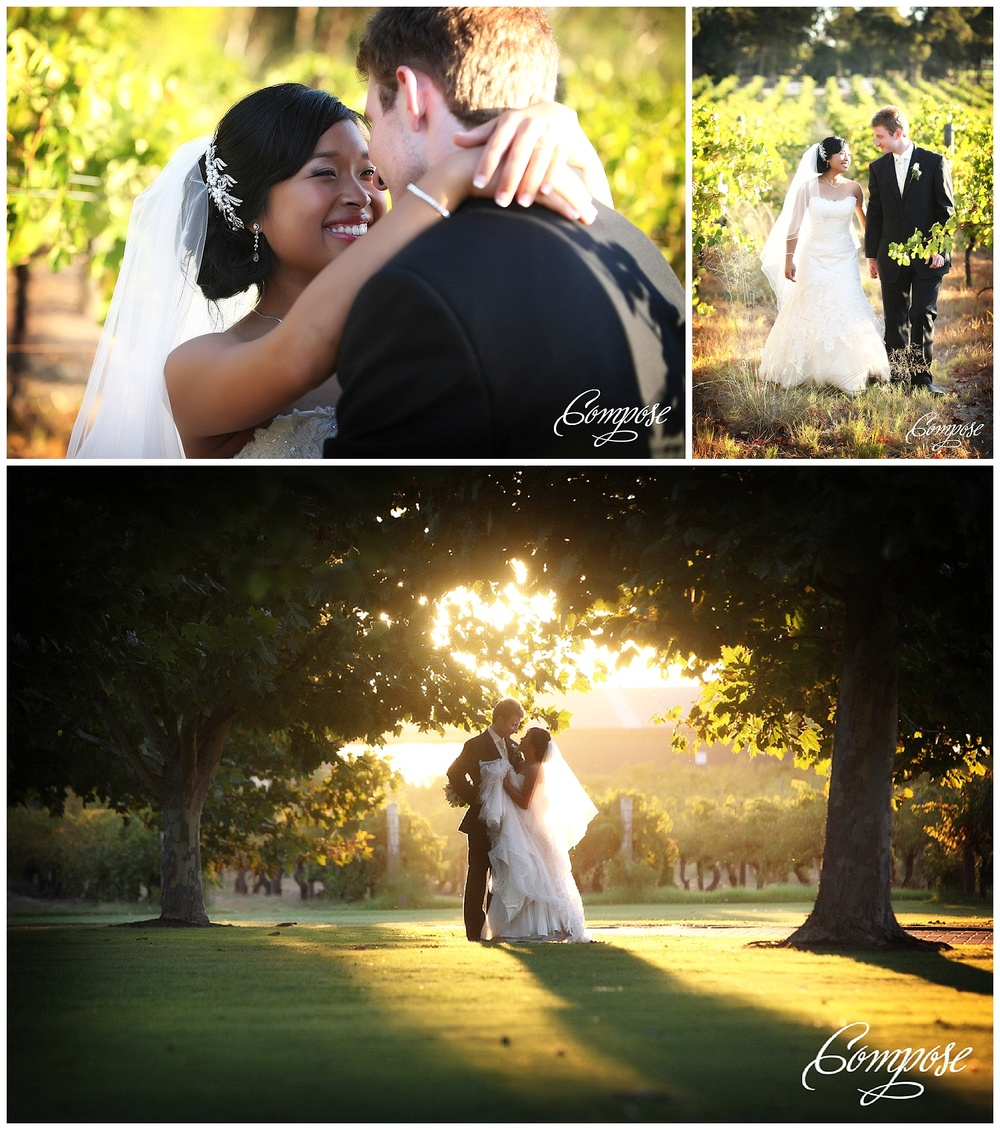 Wedding Photographer Perth presents this faeture on weddings at Sandalford Winery in the Swan Valley.