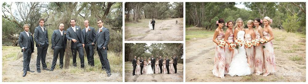 Rural wedding in the Swan Valley