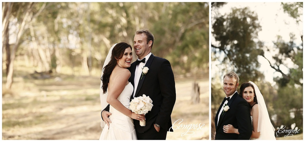 Bush wedding photos Perth